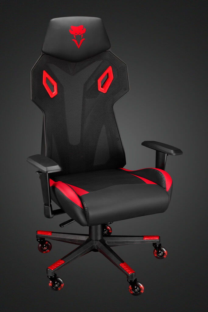 Viper GT-1 Gaming chair for eSports and Pro gamers | Core